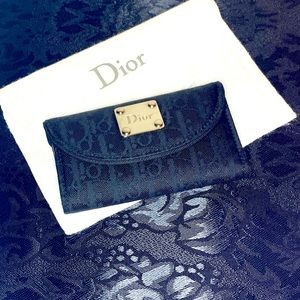 Authentic Christian Dior key case